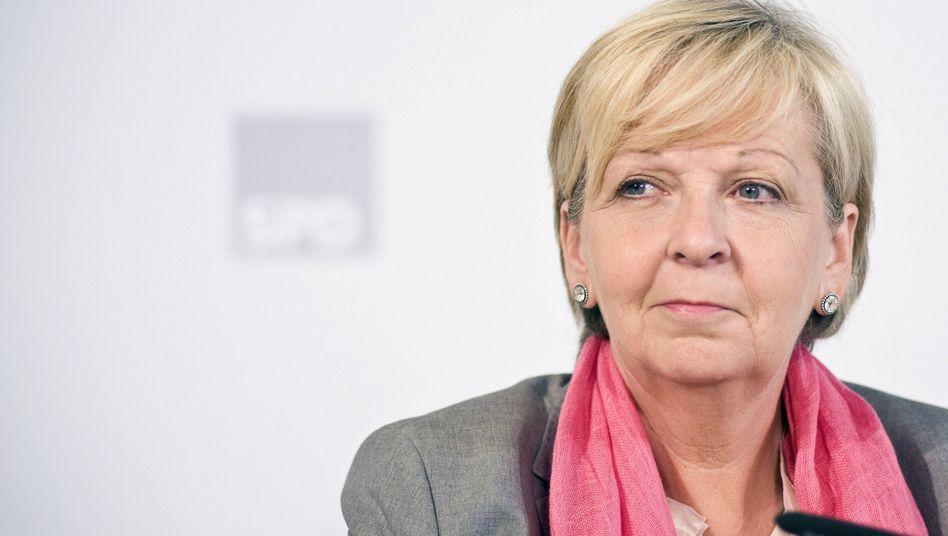 """NRW-Ministerpräsidentin Kraft: """"Keine positiven Erfahrungen"""" mit Großer Koalition"""