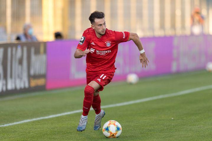 Dominierte das Spiel gegen den Ball: Nicolas Kühn