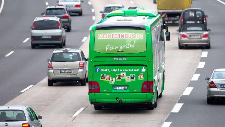 Fernbusse.De Bahn