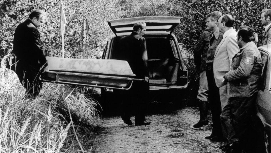 Ursula Herrmann starb 1981 mit zehn Jahren - vergraben in einer Kiste