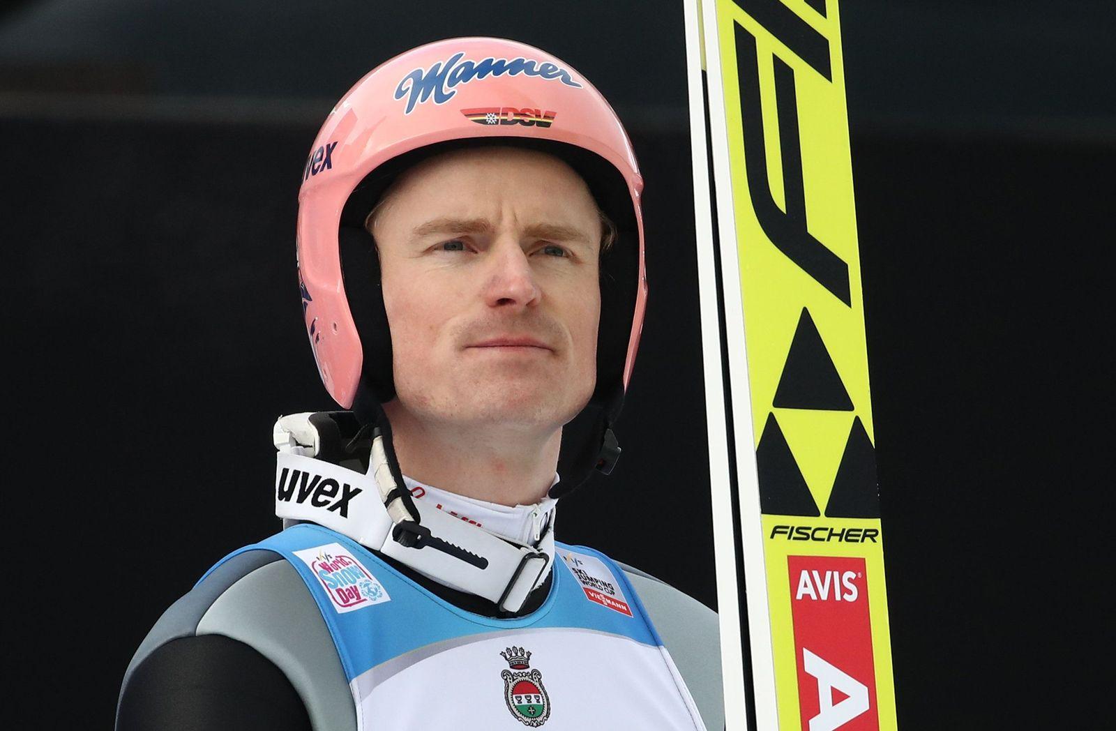 Skispringer Severin Freund
