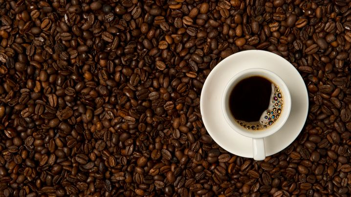 Aufputscher: So viel Koffein steckt in Lebensmitteln