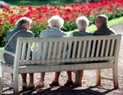 Rentnerleben: Nicht nur die Beitragszahler schwinden, auch die Aktienkäufer