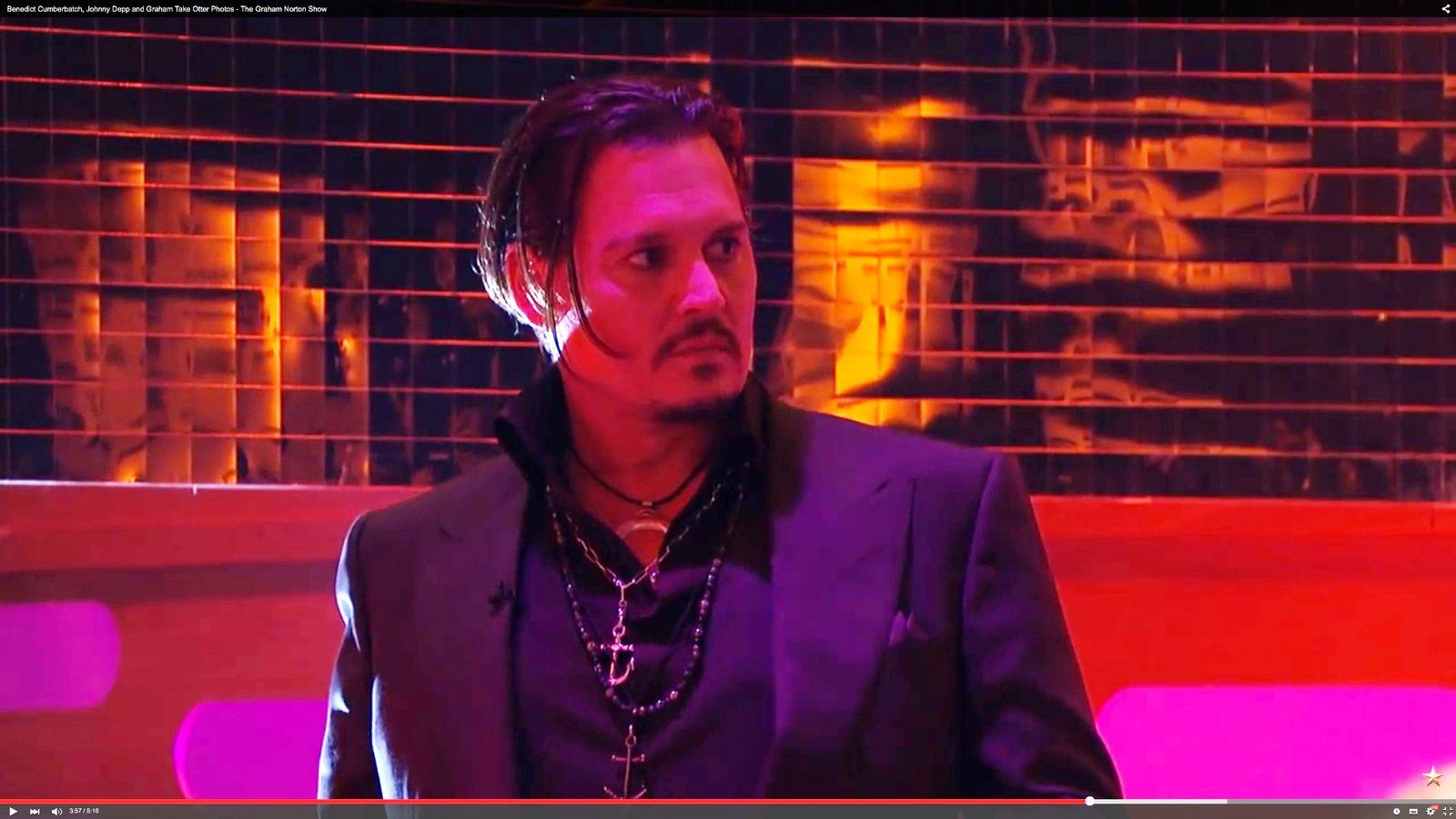 EINMALIGE VERWENDUNG Screenshot/ youtube/ The Graham Norton Show