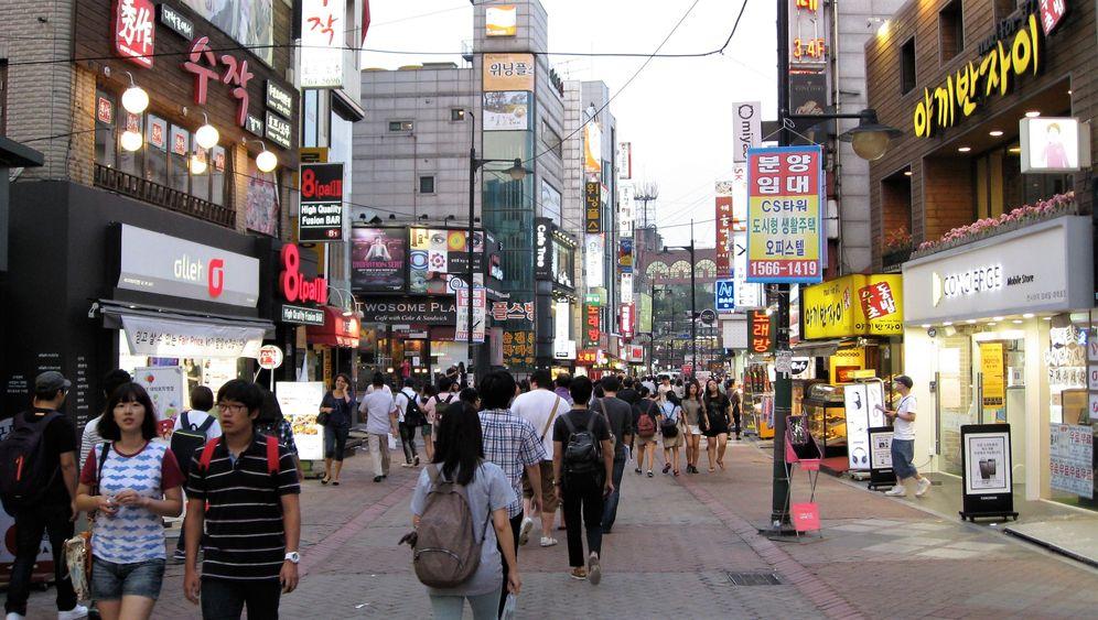 Reisen in Südkorea: Ins Stadion, zur Grenze, zum Karaoke