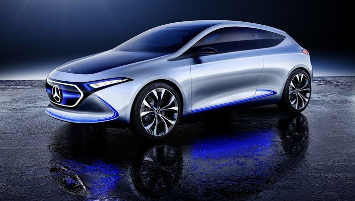 Autobranche: Aufbruch ins Elektro-Zeitalter