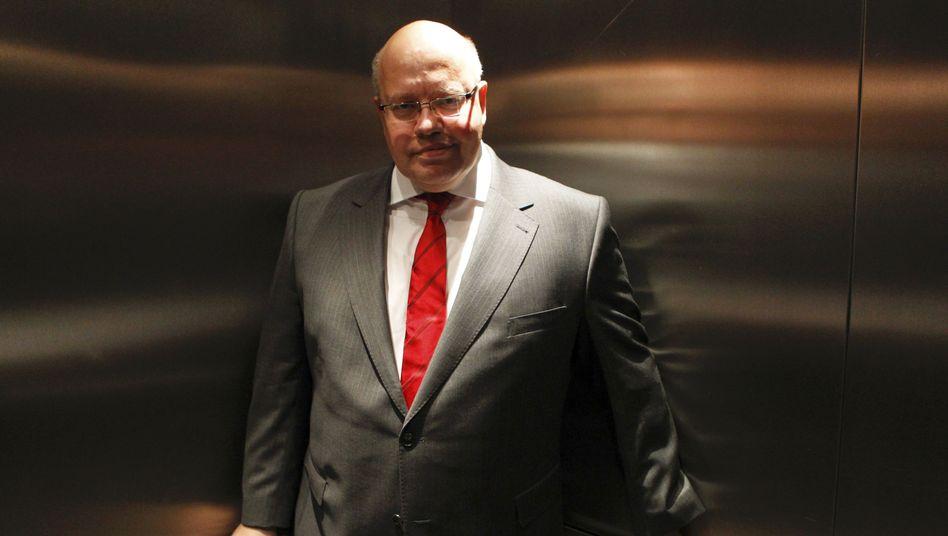 Energiewende: Altmaiers neuer Dienstplan