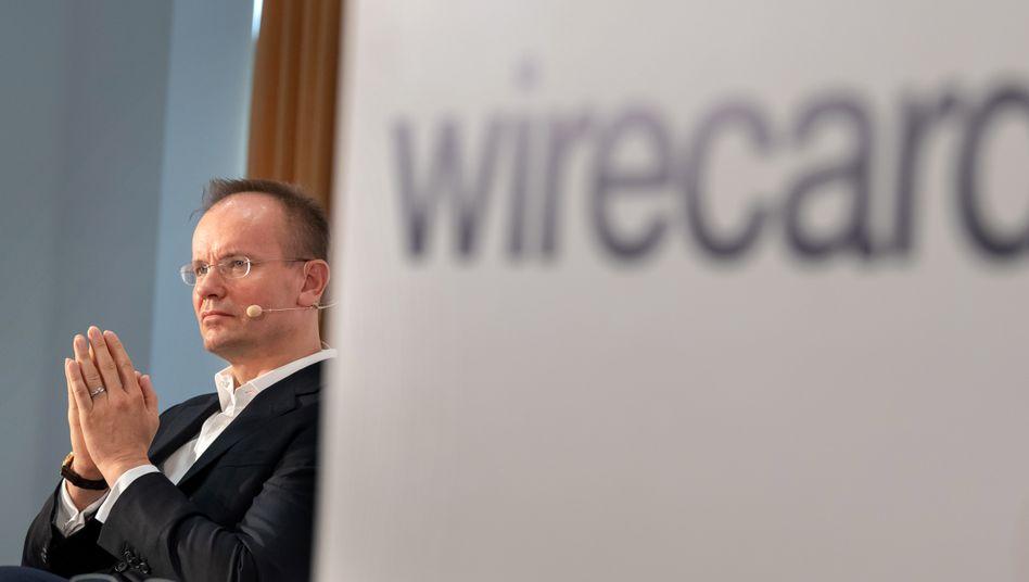 Markus Braun soll einen Kredit in Höhe von 120 Millionen Euro aufgenommen haben - und zeitgleich Wirecard-Aktien gekauft haben