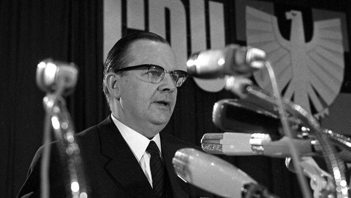 CDU-Generalsekretäre: Aufsteiger und Parteisoldaten