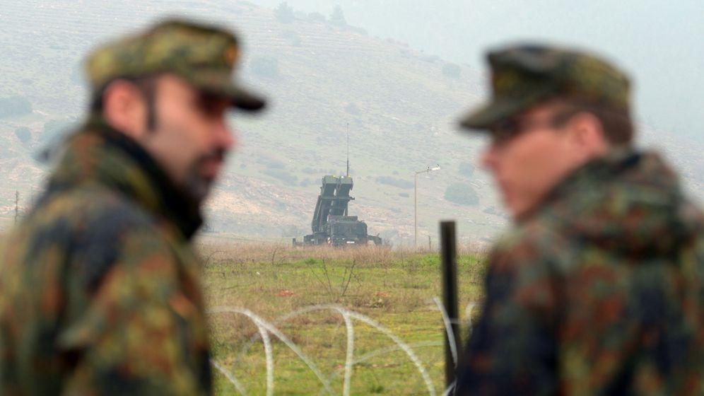"""Türkei: Die """"Patriot""""-Mission der Bundeswehr"""