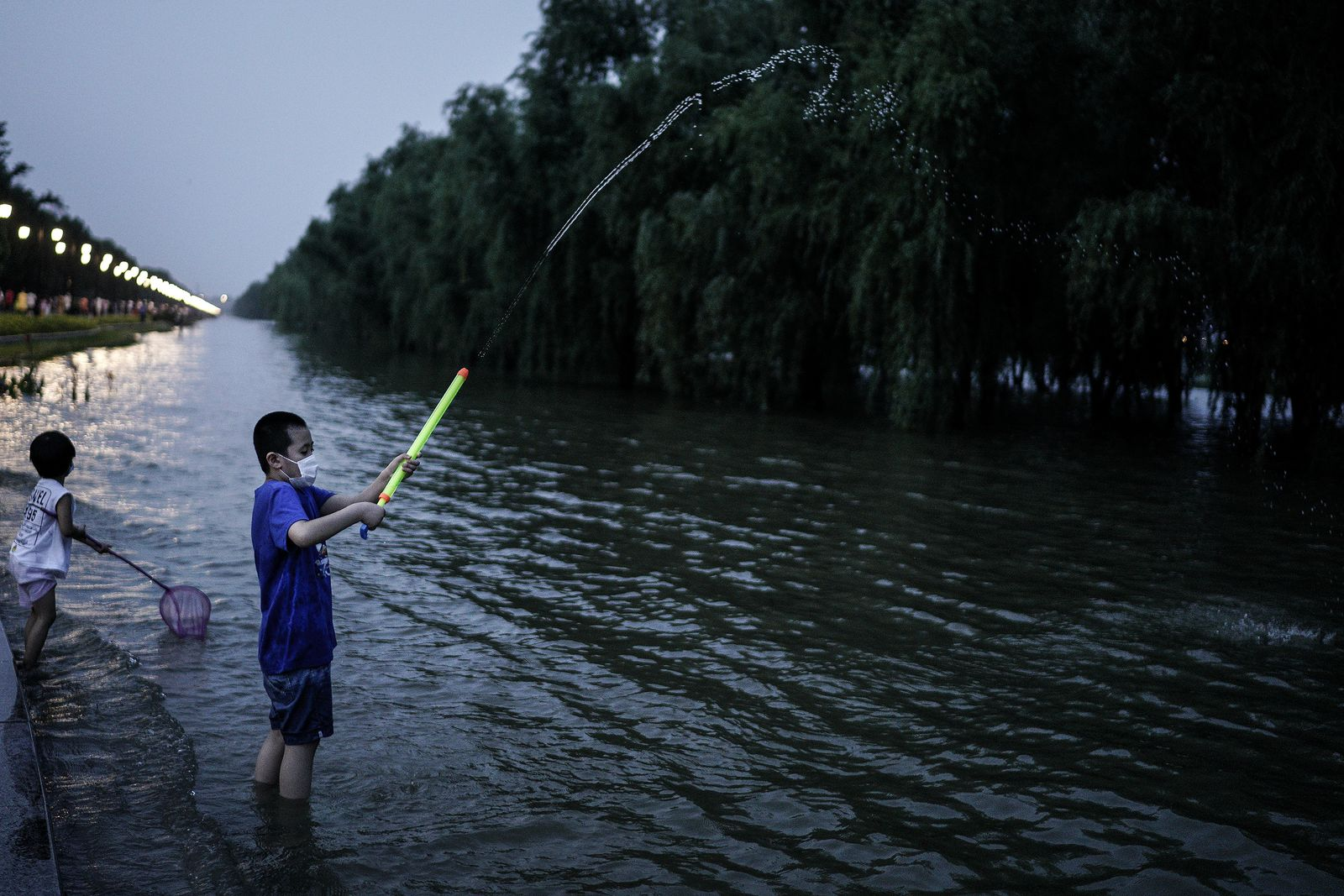 China's Wuhan Upgrades Flooding Response Level Due To Torrential Rain