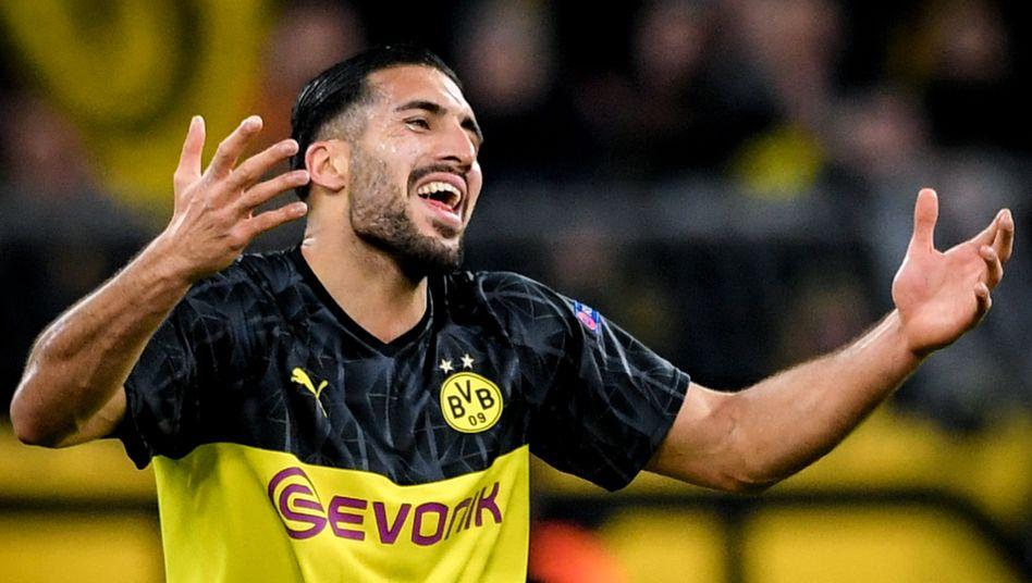 Emre Can ist bei Borussia Dortmund sofort Führungsspieler