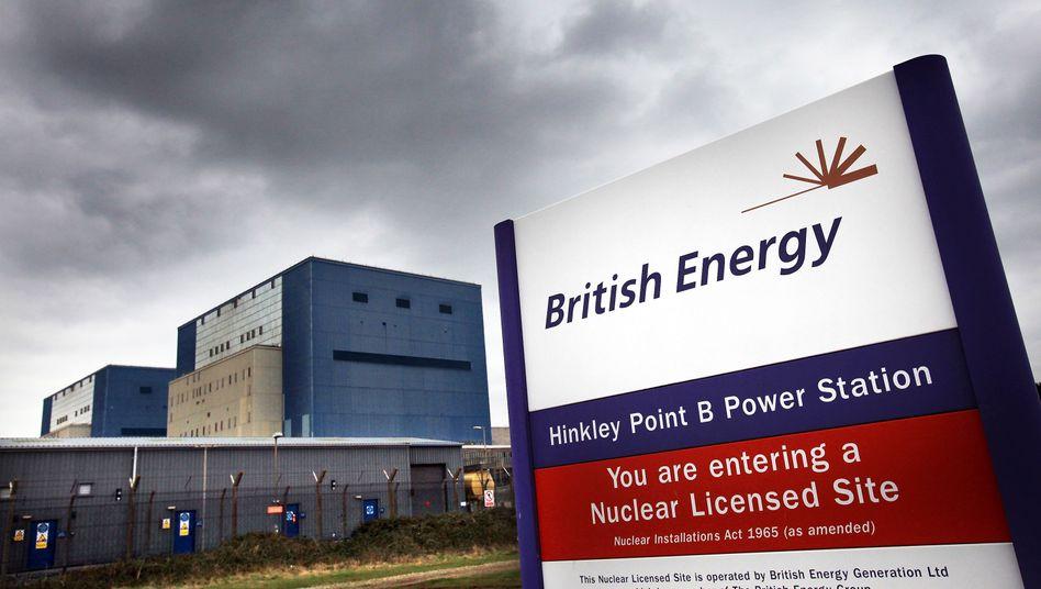 Atomkraftwerk Hinkley B: Hier sollen zwei neue Reaktoren entstehen