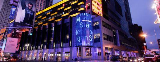 Morgan-Stanley-Zentrale: Jedes Detail wird negativ gedeutet