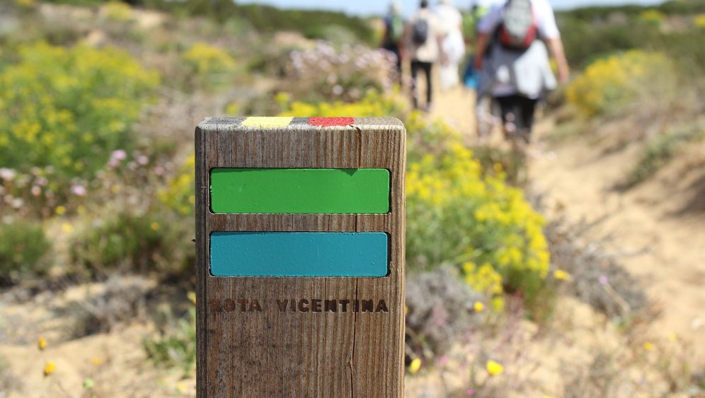 Rota Vicentina in Portugal: Küste, Korkwälder, Kuhweiden