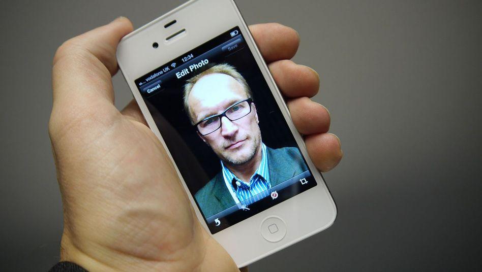iPhone-Foto: Apps mit weitreichenden Zugriffsmöglichkeiten