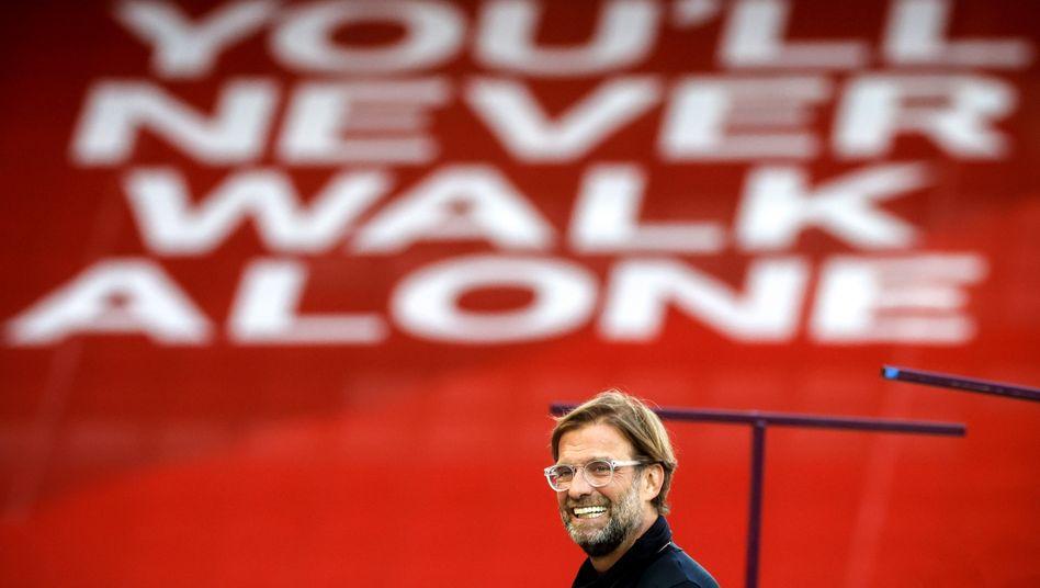 Unter Jürgen Klopp wurde Liverpool zum kompletten Team