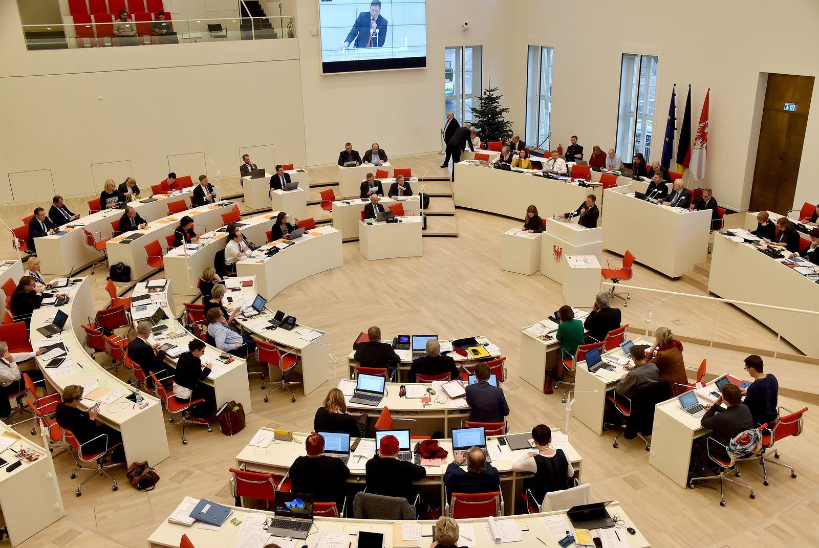 Landtag von Brandenburg