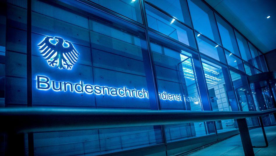Berliner Zentrale des Bundesnachrichtendienstes