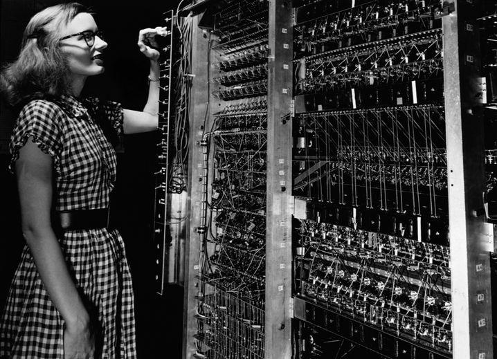 Computer Maniac in Los Alamos