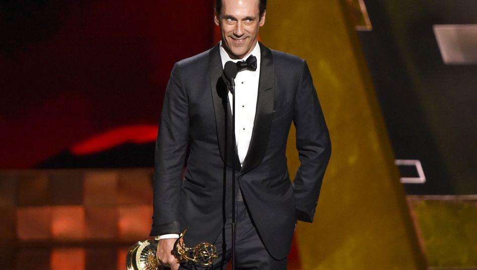Wichtigste TV-Auszeichnung der Welt: Endlich ein Emmy für Jon Hamm