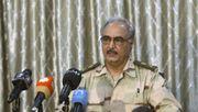 General Haftar kündigt Uno-Abkommen auf
