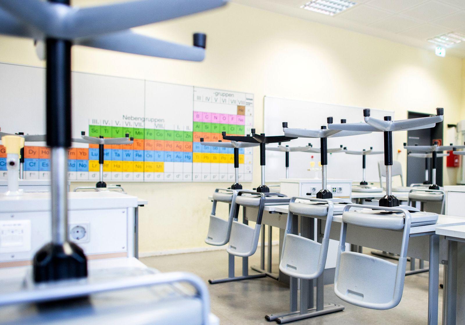 Coronavirus - Schulen in Niedersachsen