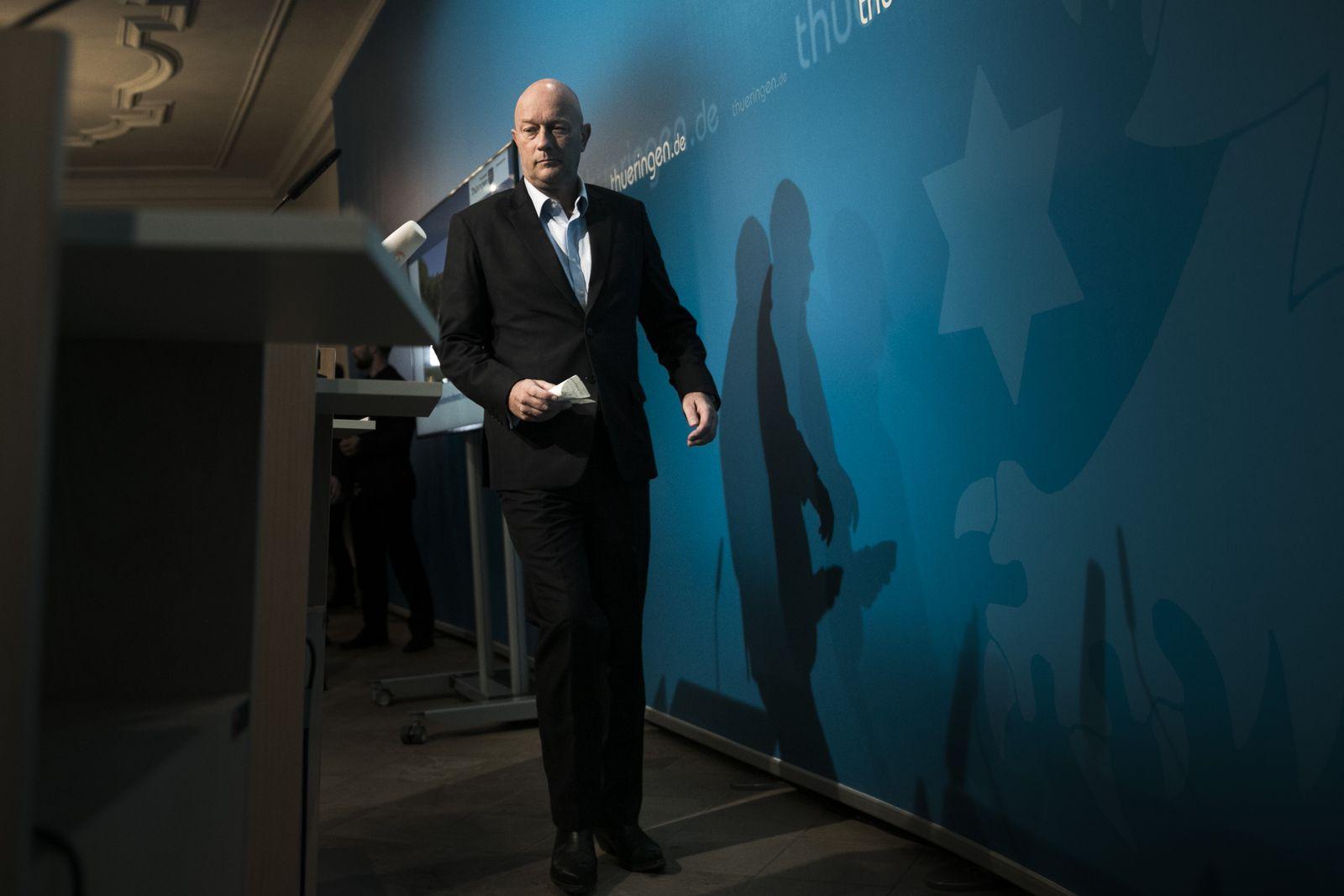 Thuringia Governor Election Causes Political Storm