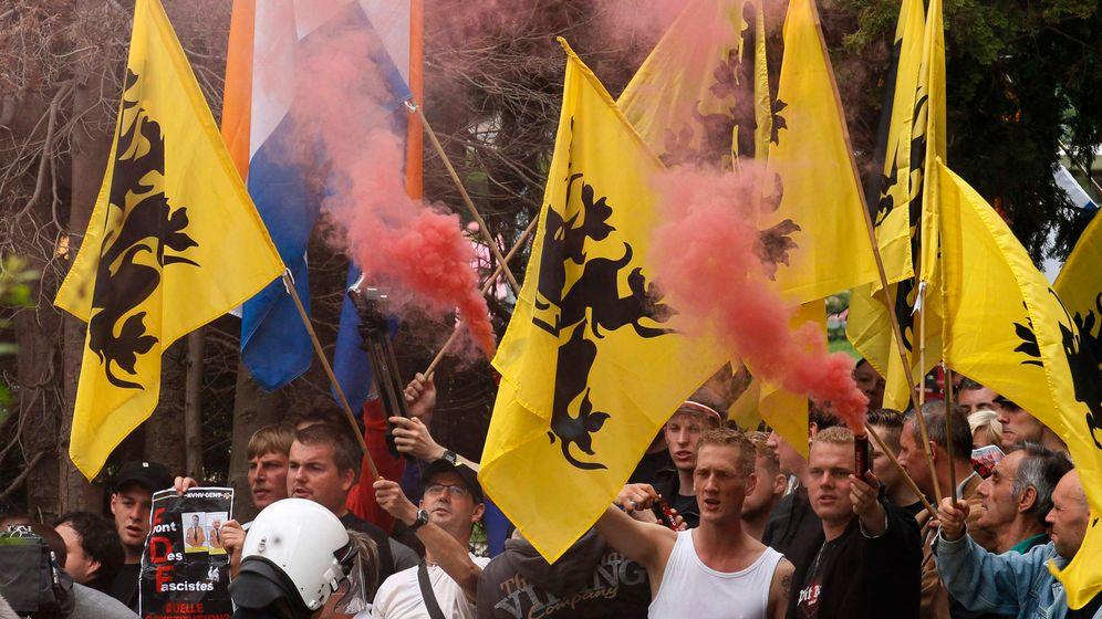 Photo Gallery: Divided Belgium