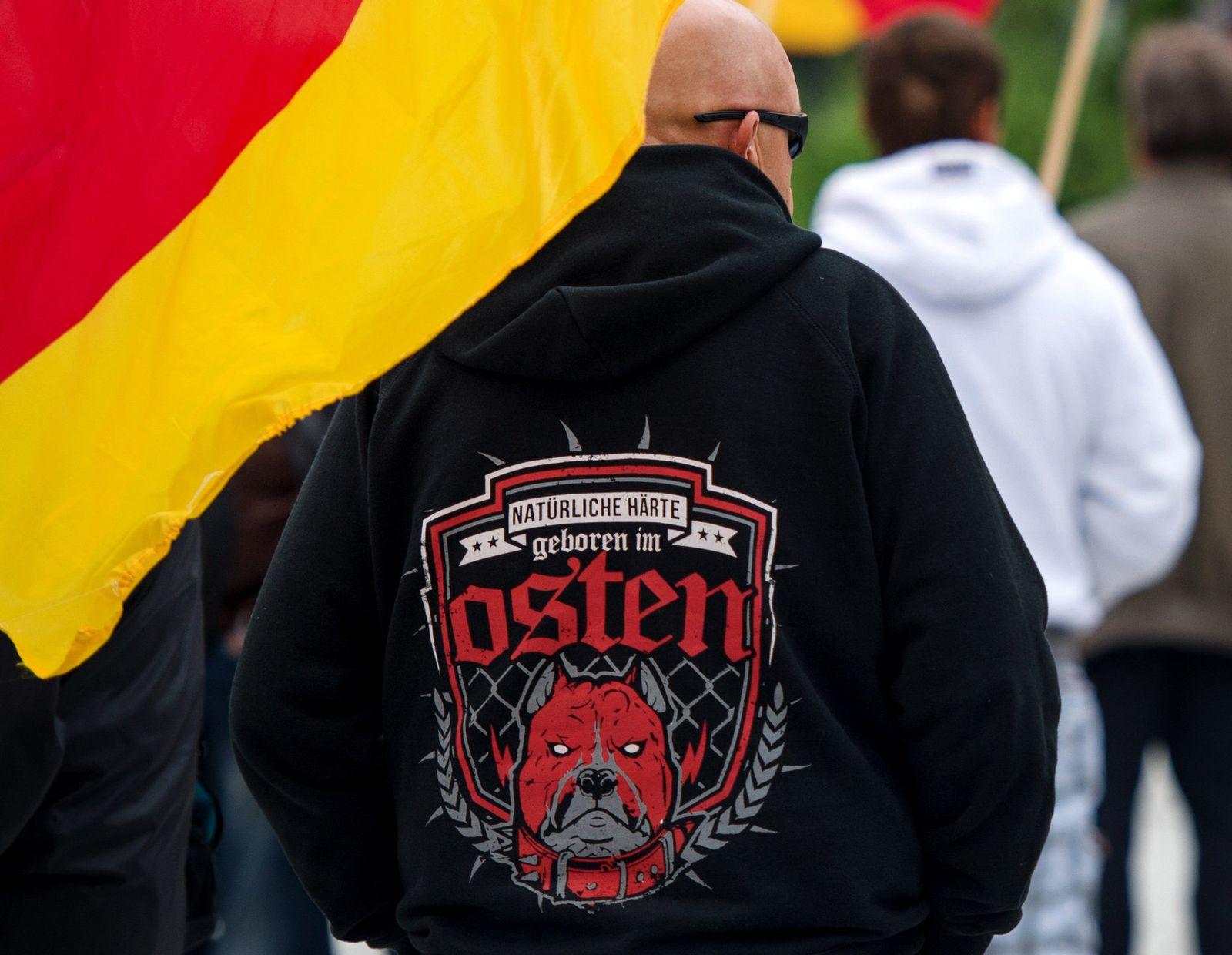 Fremdenfeindlichkeit in Ostdeutschland