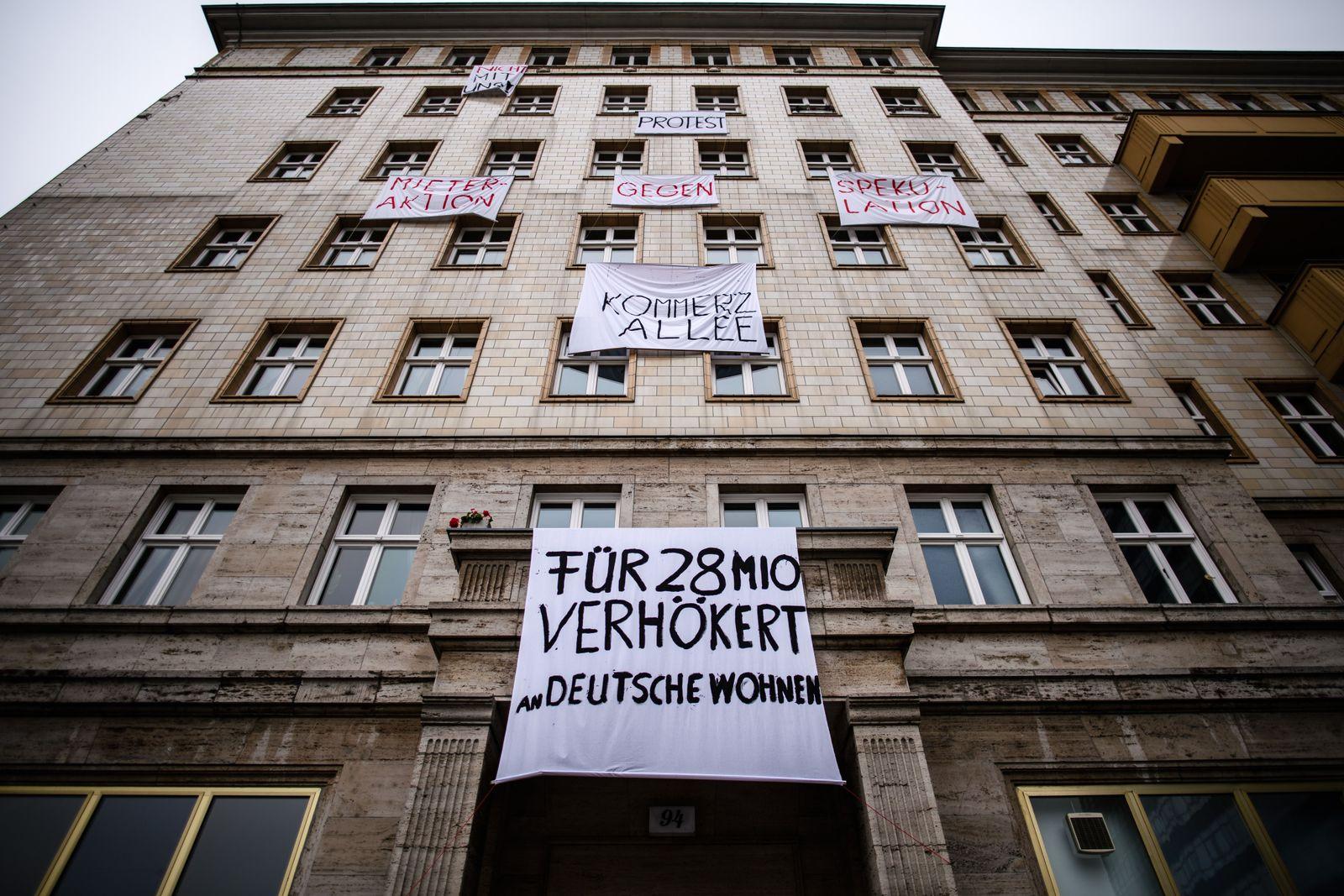 Berlin/ Deutsche Wohnen