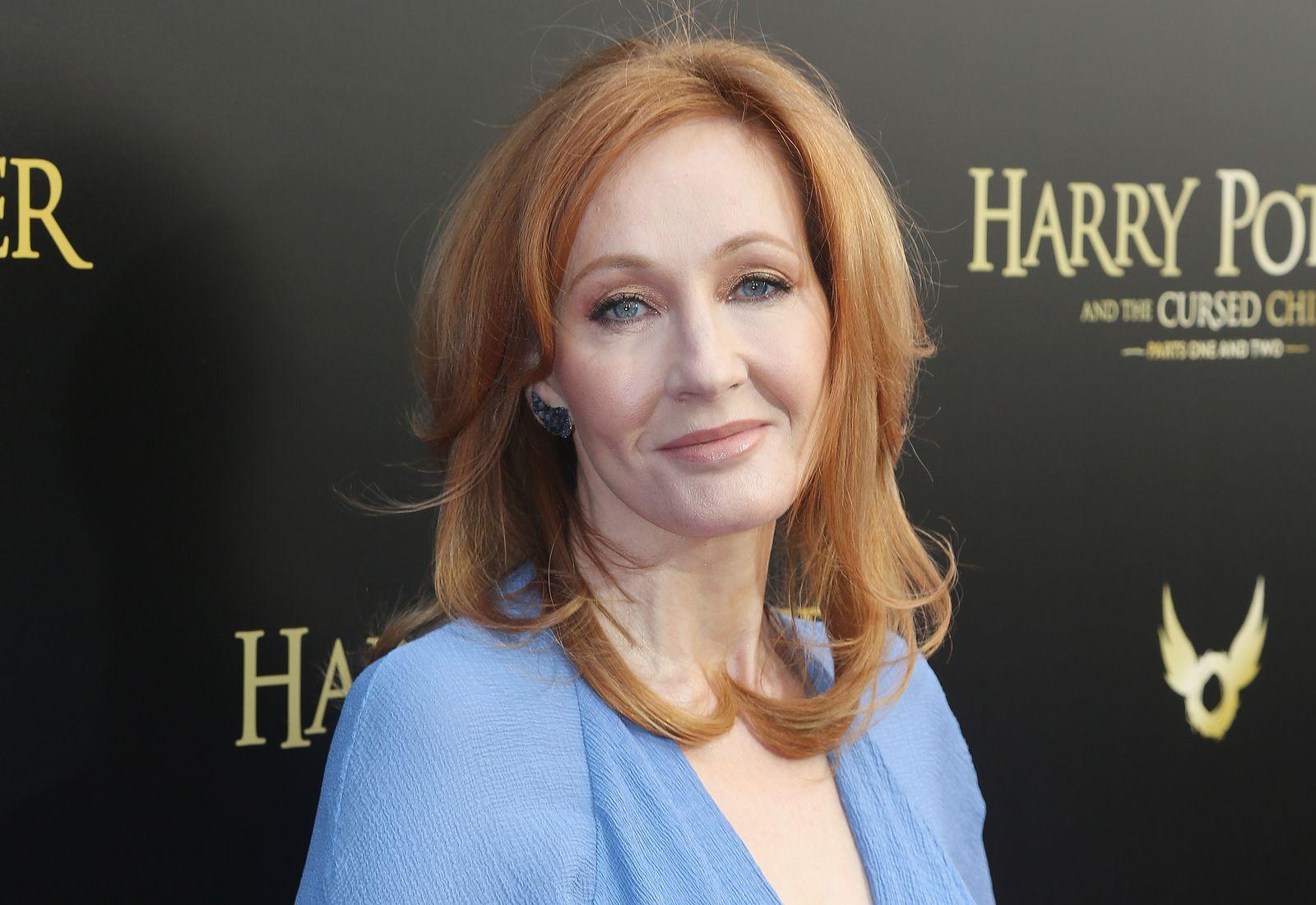 EINMALIGE VERWENDUNG J.K. Rowling