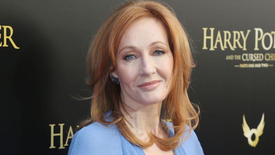 Autorin J.K. Rowling