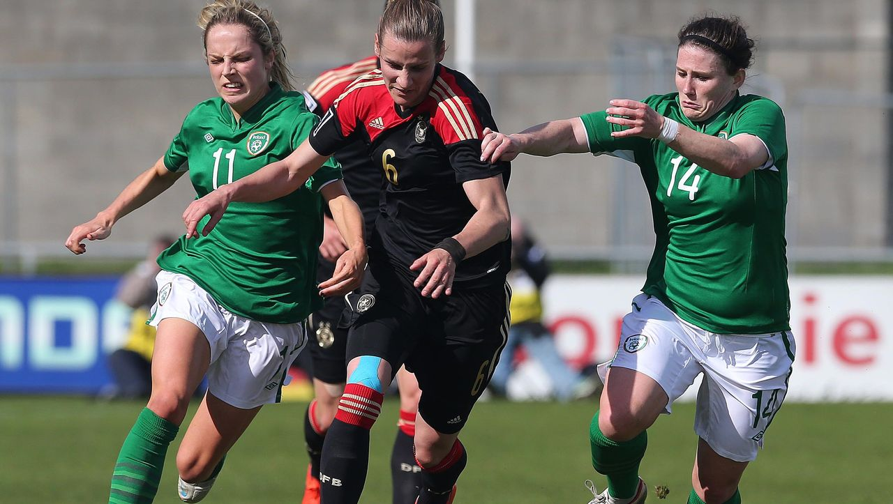 Deutschland Gegen Irland 2020