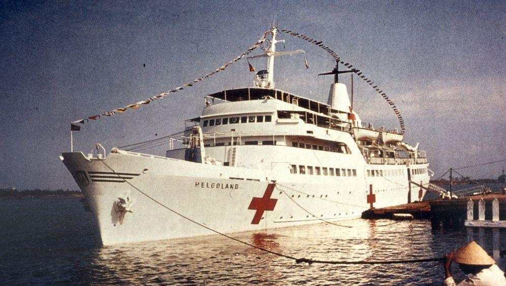 Vietnamkrieg: Das weiße Schiff der Hoffnung