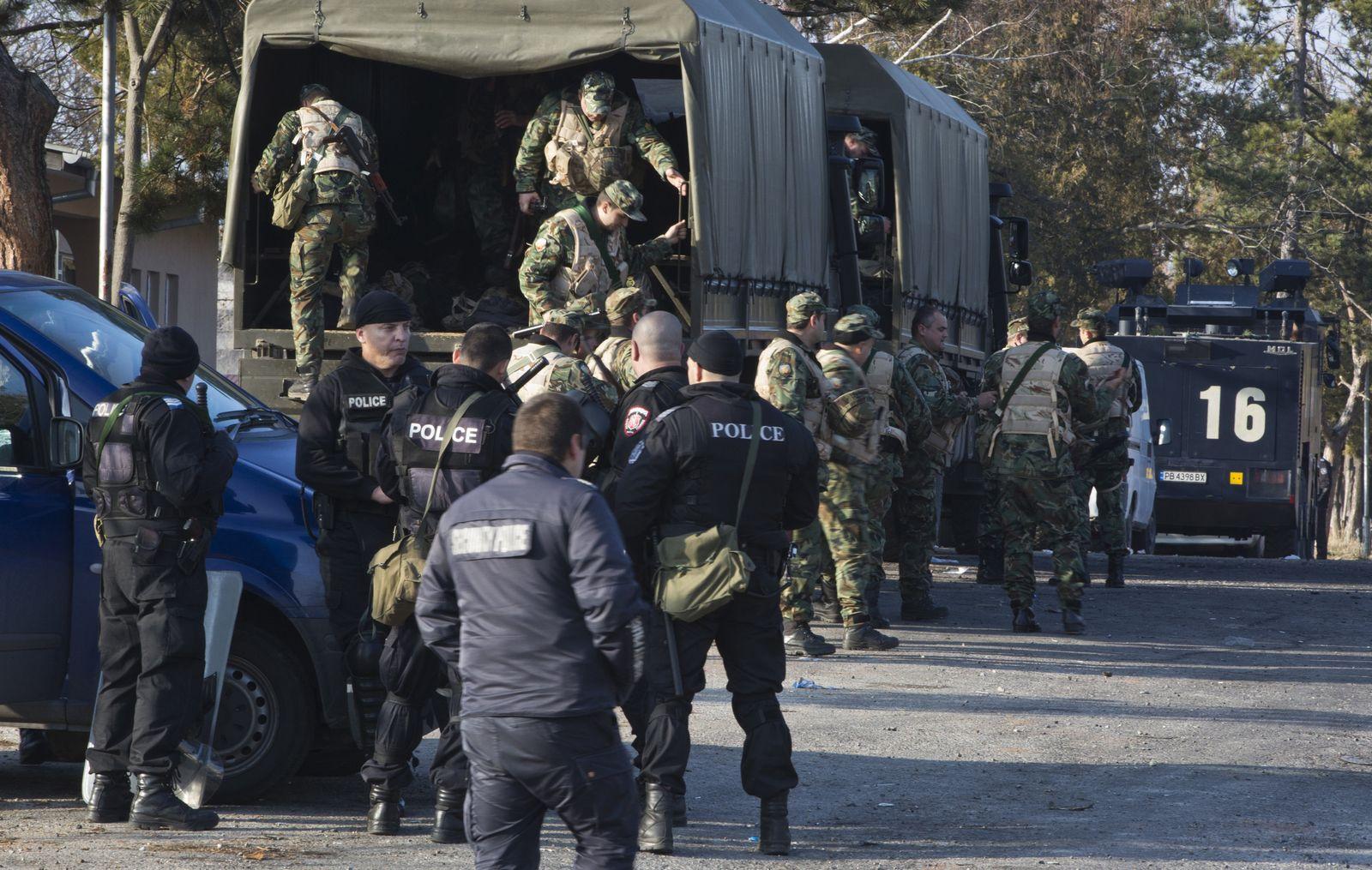 Bulgarien Flüchtlinge