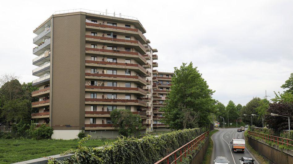 Hochhauskomplex in Grevenbroich: Die Quarantäne ist aufgehoben
