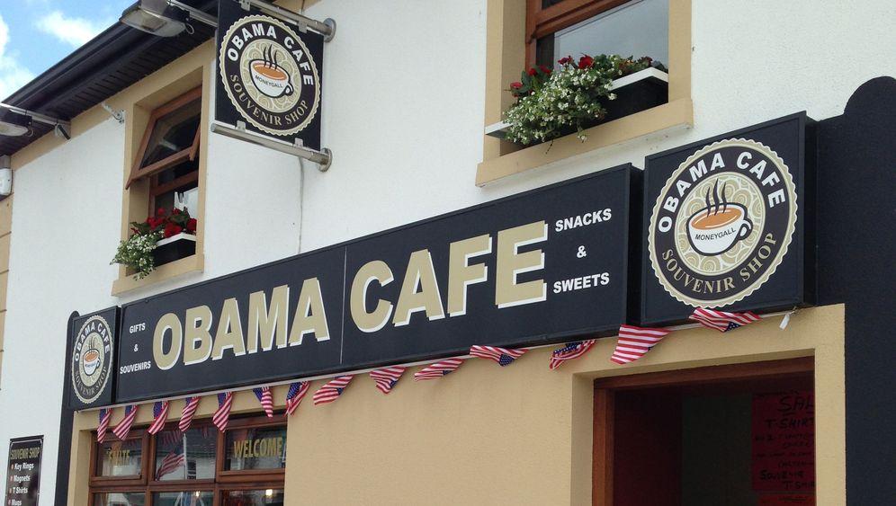Moneygall in Irland: Im Dorf der glühenden Obama-Fans
