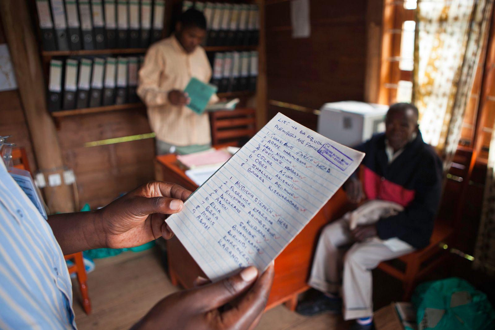 Uganda - Bwindi Community Hospital - Health Care