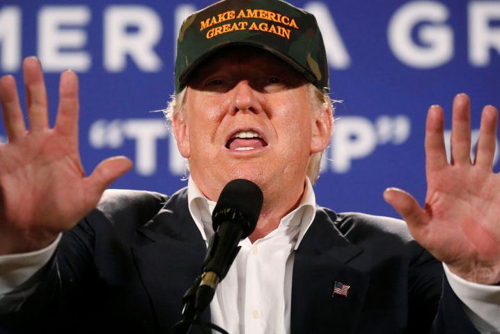 """""""Make America Great Again""""-Kappe"""
