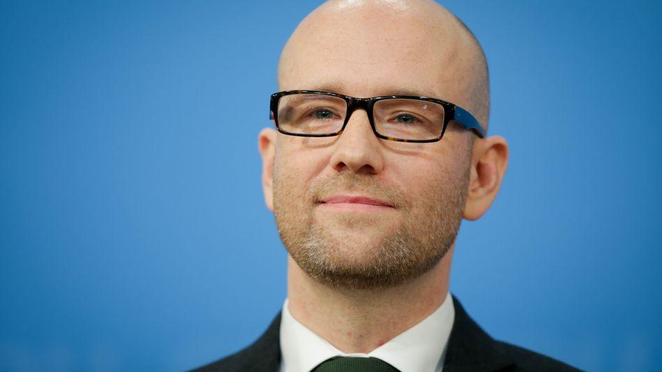 Künftiger CDU-Generalsekretär Tauber: Ein junges Gesicht für die Partei