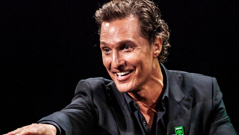 """Matthew McConaughey: """"Wir haben zwei Gewinner!"""""""