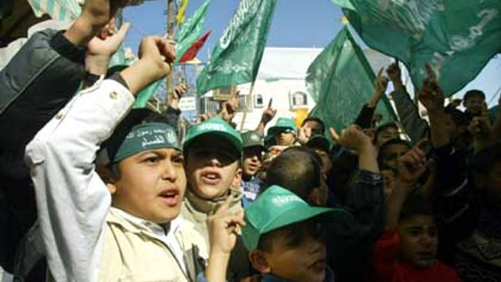Palästinenserwahl: Hamas und Fatah im Freudentaumel