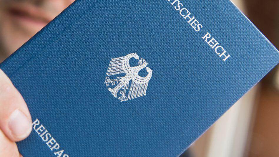 Gefälschter Reisepass