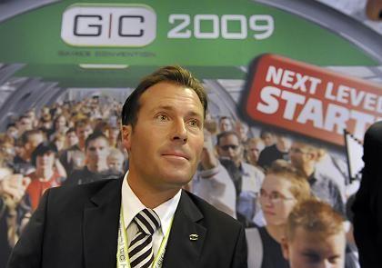 Messechef Wolfgang Marzin: Will mit Rückendeckung von Branche und Publikum weitermachen