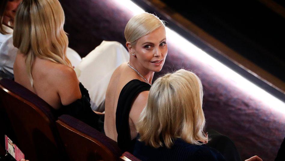 Nominiert als beste Hauptdarstellerin: Charlize Theron