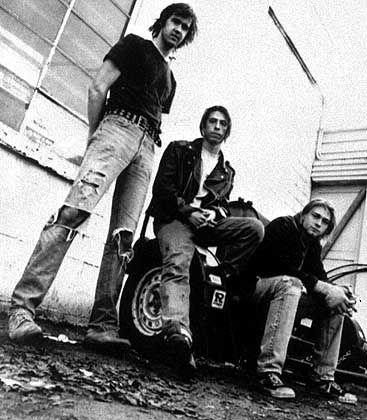 """Rockband Nirvana (1991), Drummer Grohl (M.): """"Es stinkt mir, dass ich mich immer wieder dazu erklären muss"""""""