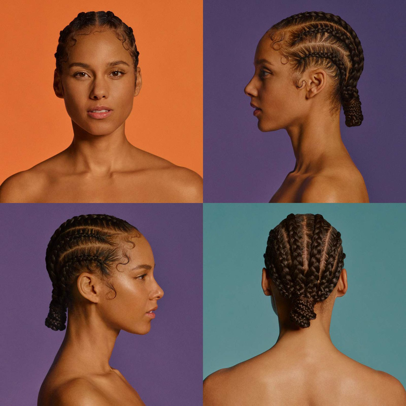 Abgehört/ Alicia Keys: Alicia COVER
