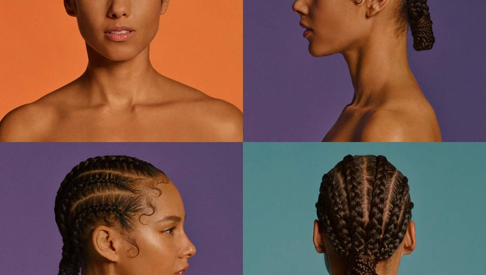 Cover des neuen Albums von Alicia Keys
