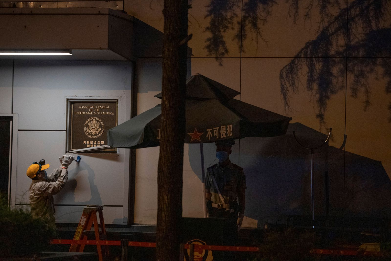 China verfügt Schließung des US-Konsulats in Chengdu